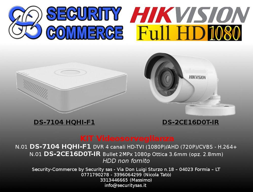 Promo Hikvision